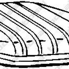 Catalizator RENAULT 19  1.8 16V - BOSAL 099-694 - Catalizator auto