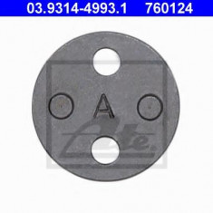 Adaptor, dispozitiv de resetare piston etrier - ATE 03.9314-4993.1