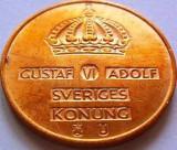 Moneda 5 Ore - SUEDIA, anul 1970 *cod 3046 UNC, Europa