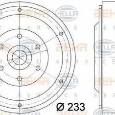 Cupla, ventilator radiator RENAULT TRUCKS Kerax 270.18 - BEHR HELLA SERVICE 8MV 376 729-351 - Termocupla auto