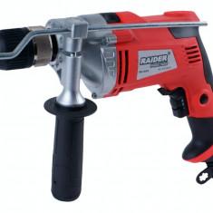 010131-Masina de gaurit cu percutie 13 mm 850 W Raider Power Tools RDP-ID29