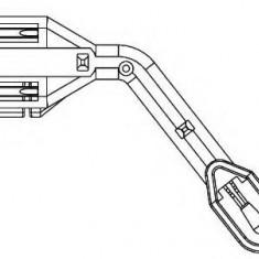 Senzor, temperatura interioara MERCEDES-BENZ SL 600 - HELLA 6ZT 351 080-101 - Senzori Auto