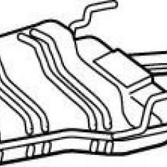 Toba esapament finala SAAB 9-3 2.0 Turbo - WALKER 22594 - Toba finala auto