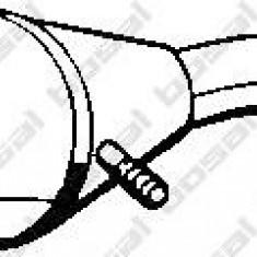Catalizator AUDI A6 limuzina 2.5 TDI - BOSAL 099-654 - Catalizator auto