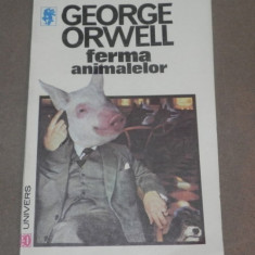 FERMA ANIMALELOR GEORGE ORWELL - Carte in alte limbi straine