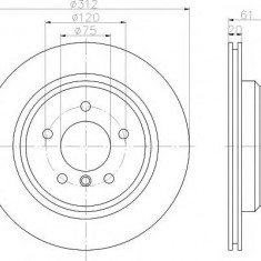 Disc frana - TEXTAR 92098800 - Discuri frana