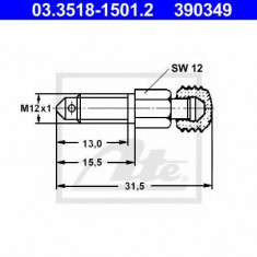 Surub/supapa aerisire - ATE 03.3518-1501.2