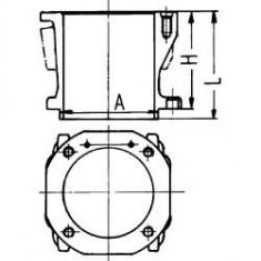 Camasa cilindru - KOLBENSCHMIDT 89597110