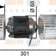 Ventilator, habitaclu - HELLA 8EW 351 034-041