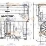 evaporator,aer conditionat - HELLA 9MX 351 314-151