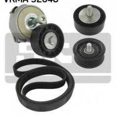 Set curea transmisie cu caneluri - SKF VKMA 32048 - Kit curea transmisie
