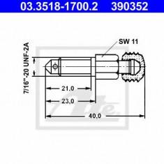 Surub/supapa aerisire - ATE 03.3518-1700.2