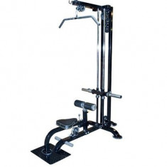 Presa spate fitness - Aparat multifunctionale fitness POWERTEC