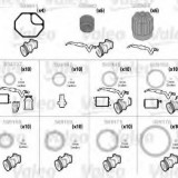 Set reparatie inel O - VALEO 509294