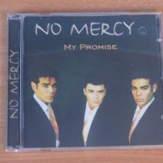 No Mercy - My Promise CD (1996), ariola