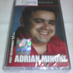CASETA AUDIO MANELE ADRIAN MINUNE INESTIMABIL ORIGINALA NOUA SIGILATA, Casete audio
