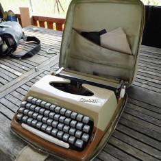 Masina de scris caractere romanesti