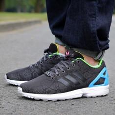 Adidasi Adidas Zx FluxAdidasi Originali - Adidasi copii, Marime: 38, 38 2/3, 39 1/3, Culoare: Din imagine