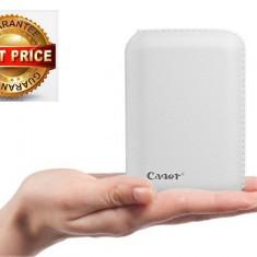 Baterie externa Power Bank CAGER B15, 7200 MAH, ALB | pentru smartphone-uri, tablete