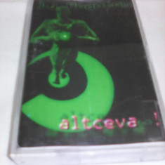 CASETA AUDIO DJ PHANTOM-ALTCEVA RARITATE!!!! ORIUGINALA - Muzica Hip Hop, Casete audio