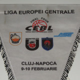 Fanion baschet-Final Four Cluj :