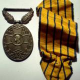 5.226 ROMANIA CAROL I MEDALIA RASPLATA SERVICIULUI MILITAR XX 20 CARNIOL - Medalii Romania