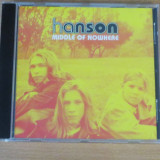Hanson - The Middle Of Nowhere CD Alternative Cover - Muzica Pop universal records