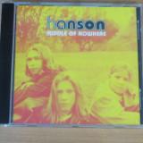 Hanson - The Middle Of Nowhere CD Alternative Cover - Muzica Pop universal records