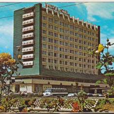 Bnk cp Cluj Napoca - Hotel Napoca - necirculata - Carte Postala Transilvania dupa 1918, Printata
