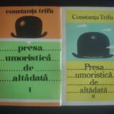 CONSTANTA TRIFU - PRESA UMORISTICA DE ALTADATA 2 volume