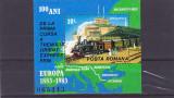 100 ani Orienexpres  ,nr lista 1090, Romania .