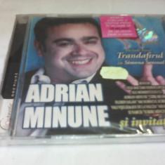 CD MANELE ADRIAN MINUNE SI INVITATII SAI ORIGINAL NOU SIGILAT - Muzica Lautareasca