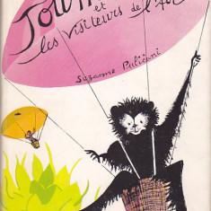 SUZANNE PULICANI - MONSIEUR TOUMINOU ET LES VISITEURS DE L'AIR ( IN FRANCEZA )