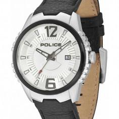 Ceas Police Vice PL-13592JSTB-04 - Ceas barbatesc Police, Casual, Quartz, Piele, Data, Analog