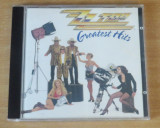 ZZ Top - Greatest Hits CD (1992), warner