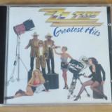 ZZ Top - Greatest Hits CD (1992) - Muzica Rock warner