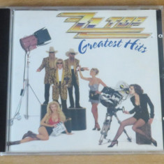 ZZ Top - Greatest Hits CD (1992), warner