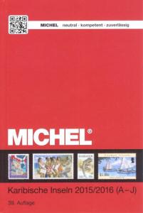 MICHEL CATALOG 2015-2016 KARIBISHE INSELN - CARAIBE