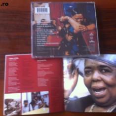 CESARIA EVORA CAFE ATLANTICO cd disc muzica afro cuba latio world music 1999 - Muzica Latino