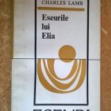 Charles Lamb - Eseurile lui Elia