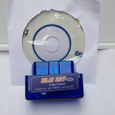 Interfata diagnoza tester auto bluetooth ELM327 ELM 327 mini OBD II OBD 2 Torque - Interfata diagnoza auto