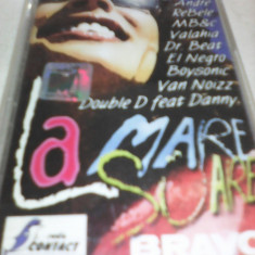 CASETA AUDIO LA MARE...LA SOARE RARITATE!!!ORIGINALA BRAVO