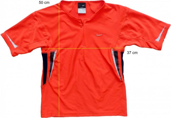 Tricou sport NIKE DriFit, stare foarte buna (L) cod-173882 foto mare