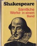 SHAKESPEARE - SAMTLICHE WERKE IN EINEM BAND ( IN GERMANA )
