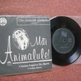 Formatia ROND : Mai Animalule ! (1992)(vinil disc 7 raricel)
