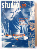 """STUDIO 100. Cahier d'exercices + CD. Niveau 1"", Christian Lavenne s.a., 2001"