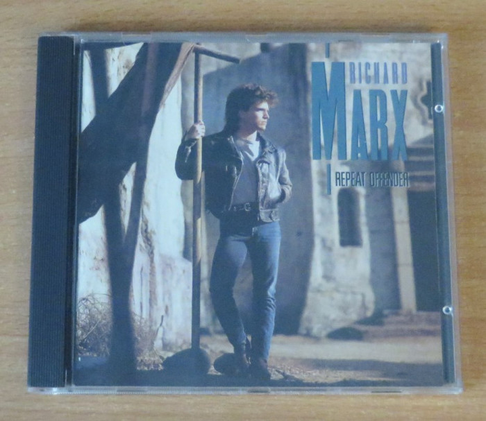 Richard Marx - Repeat Offender CD foto mare