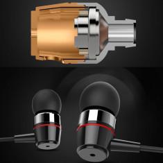 Casti Audio Inpher FUQING Super Bass ORIGINALE 100% pt Samsung iPhone Beats Sony