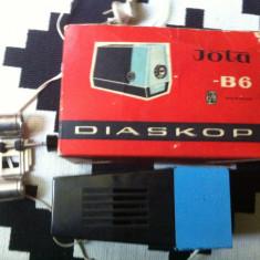 Aparat de proiectie diafilme diascop jota diaskop B6 made in poland - Accesoriu Proiectie Aparate Foto, Altul