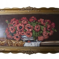 Tablou goblen Maci (rama deosebita) , 117 x 60 cm